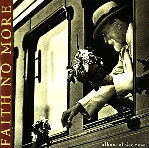 Faith No More Album Of The Year (deluxe Ed) 2lp 180 Gram Vinyl)