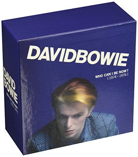David Bowie Who Can I Be Now? (1974 To 1976) 12 CD