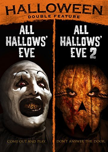 All Hallows' Eve All Hallow's Eve 2 Double Feature DVD Ur