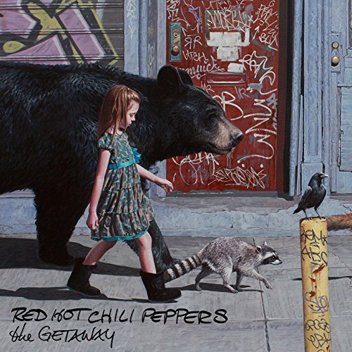 Red Hot Chili Peppers Getaway (pink Vinyl) Ten Bands One Cause