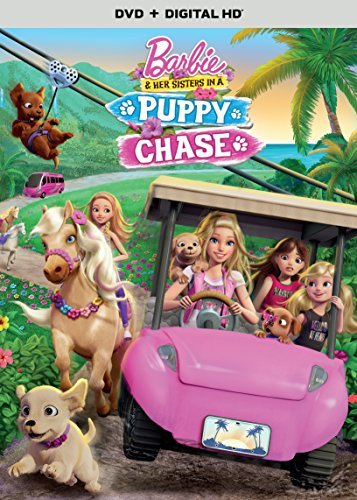 Barbie & Her Sisters Puppy Chase DVD