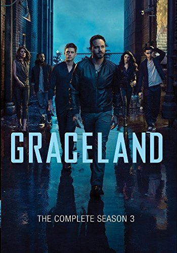 Graceland Season 3 DVD Mod This Item Is Made On Demand Could Take 2 3 Weeks For Delivery