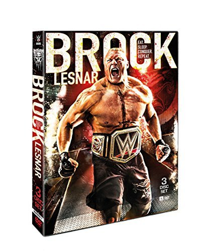 Wwe Brock Lesnar Eat. Sleep. Conquer. Repeat. DVD