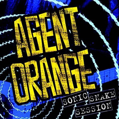 Agent Orange Sonic Snake Session (2 Cd) (20