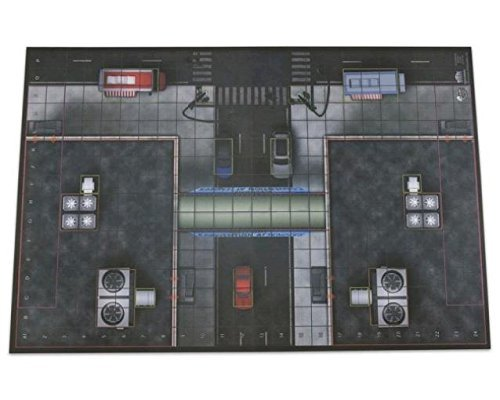 Heroclix Convention Center Plaza Premium Map