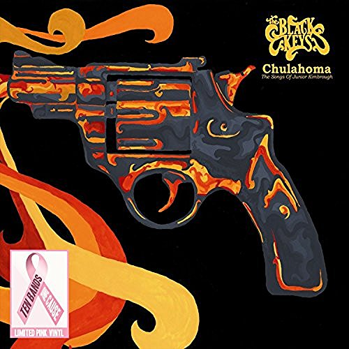 Black Keys Chulahoma (pink Vinyl) Ten Bands One Cause