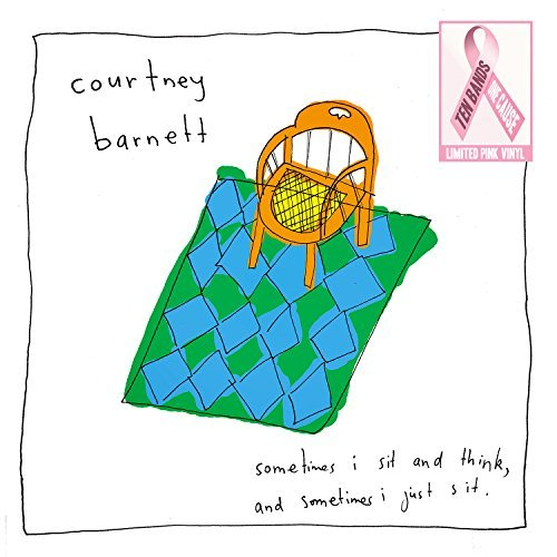 Courtney Barnett Sometimes I Sit And Think And Sometimes I Just (pink Vinyl) Pink Vinyl Ten Bands One Cause
