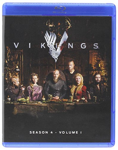Viking Season 4 Volume 1 Blu Ray