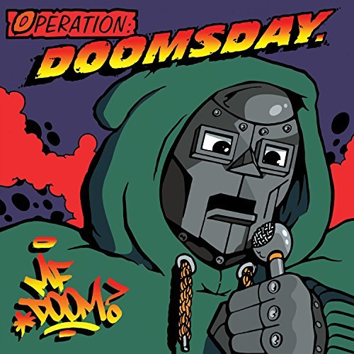 Mf Doom Operation Doomsday (original Album Art)