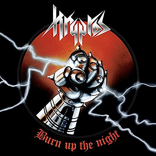 Kryptos Burn Up The Night
