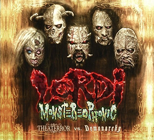 Lordi Monstereophonic (theaterror Vs