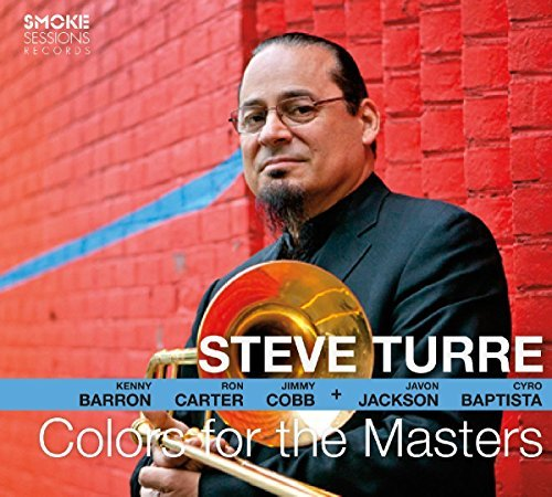 Steve Turre Colors For The Masters