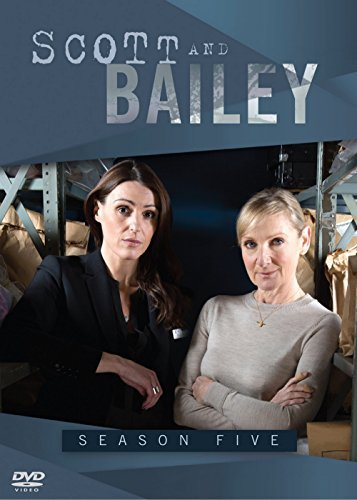 Scott & Bailey Season 5 DVD