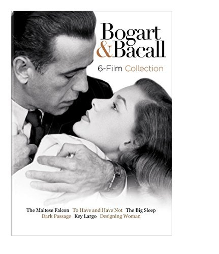 Bogart & Bacall 6 Film Collection DVD