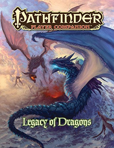 Paizo Staff Pathfinder Player Companion Legacy Of Dragons