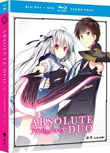Absolute Duo The Complete Series Blu Ray DVD
