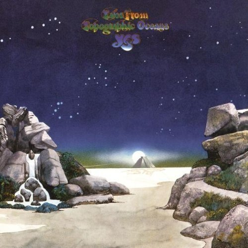 Yes Tales From Topographic Oceans Import Gbr Incl. 2 X DVD Audio
