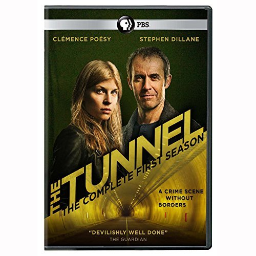 Tunnel Season 1 DVD