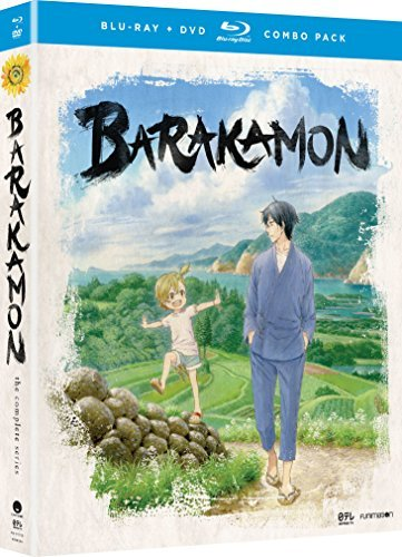 Barakamon The Complete Series Blu Ray DVD