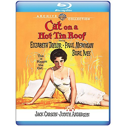 Cat On A Hot Tin Roof Cat On A Hot Tin Roof Blu Ray Mod This Item Is Made On Demand Could Take 2 3 Weeks For Delivery