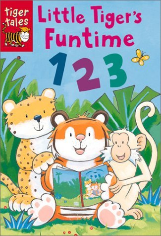 Tim Warnes Little Tiger's Funtime 123 (little Tiger's Funtime