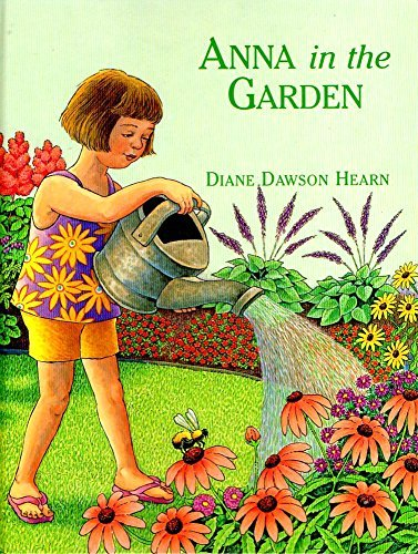 Diane Dawson Hearn Anna In The Garden