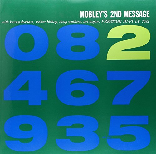 Hank Mobley Mobley's 2nd Message