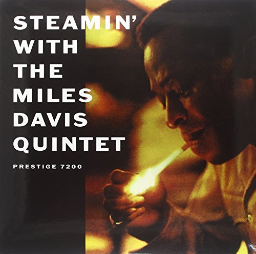 Miles Davis Steamin With The Miles Davis Q