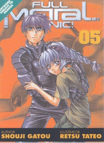 Shouji Gatou Full Metal Panic! Volume 5