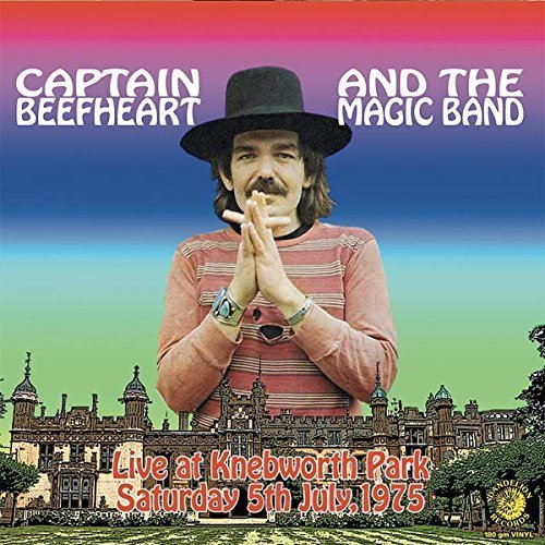 Captain Beefheart Live At Knebworth