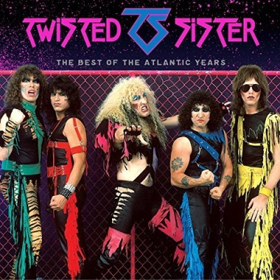 Twisted Sister Best Of The Atlantic Years