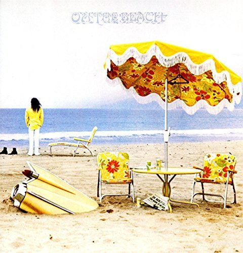 Neil Young On The Beach Lp