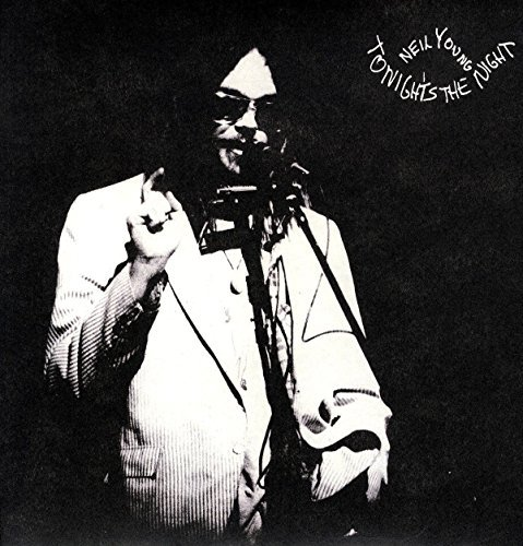 Neil Young Tonight's The Night Lp