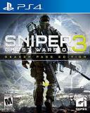 Ps4 Sniper Ghost Warrior 3 Season Pass Edition