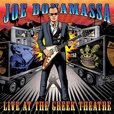 Joe Bonamassa Live At The Greek