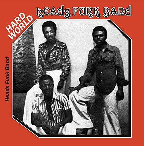 Heads Funk Band Hard World