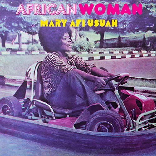 Mary Afi Usuah African Woman Lp