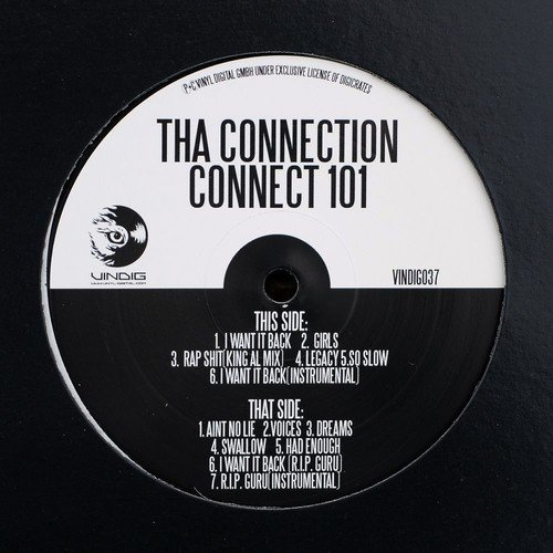 Tha Connection (hus Kingpin & Connect 101 (i Want It Back)