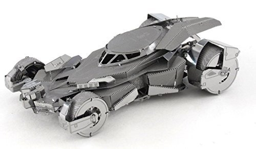 Novelty Metalearth Bmvsm Batmobile