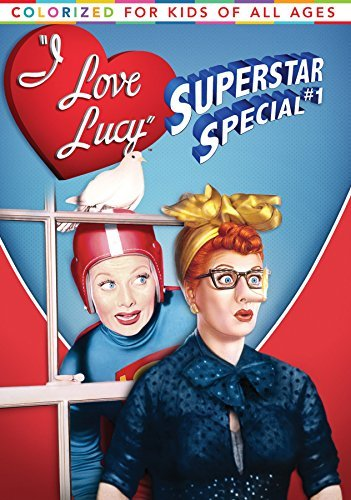 I Love Lucy Superstar Special DVD