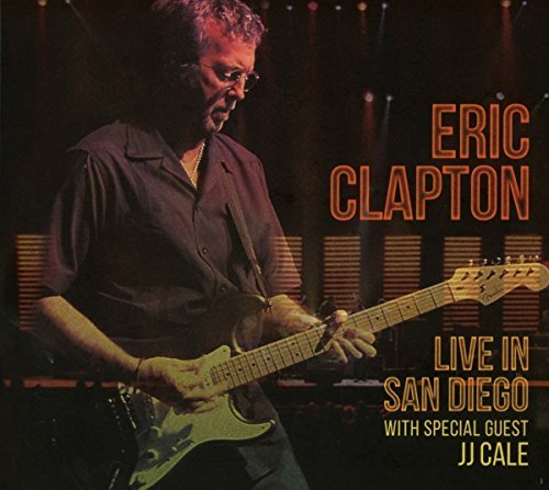 Eric Clapton Live In San Diego (with Special Guest Jj Cale) 2cd