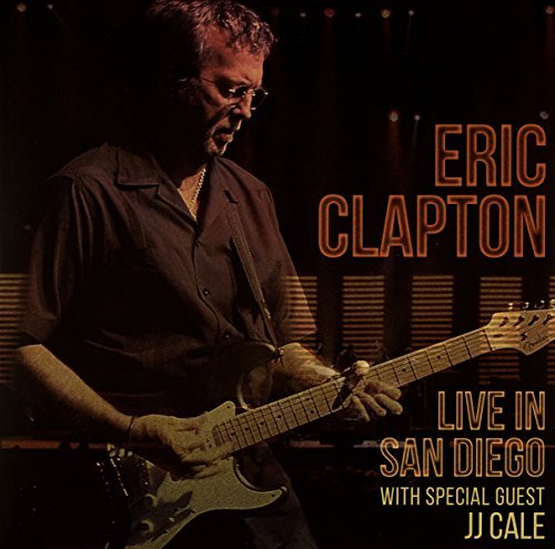 Eric Clapton Live In San Diego (with Special Guest Jj Cale) 3lp