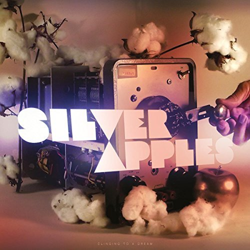 Silver Apples Clinging To A Dream (white Purple Splatter) 2lp