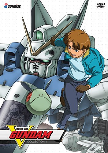 Mobile Suit V Gundam Collection 1 DVD