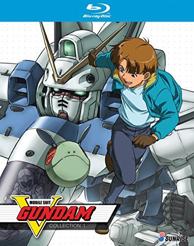 Mobile Suit V Gundam Collection 1 Blu Ray