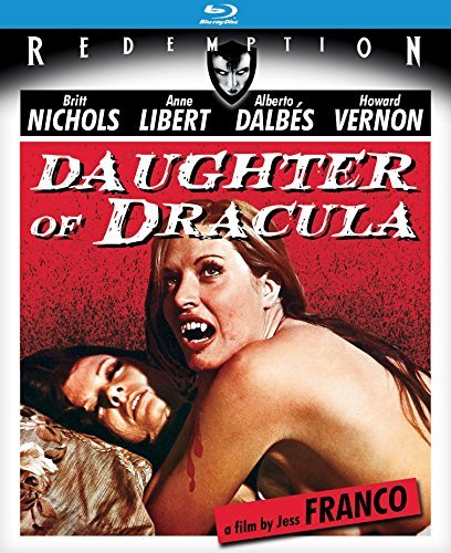 Daughter Of Dracula Nichols Libert Dalbes Vernon Blu Ray Nr