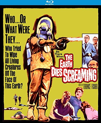 Earth Dies Screaming Parker Field Blu Ray Nr