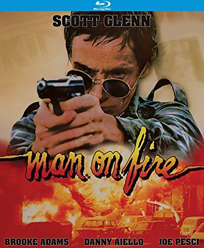 Man On Fire (1987) Glenn Pesci Blu Ray R