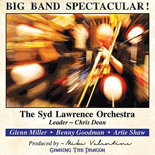 Syd Orchestra Lawrence Big Band Spectacular