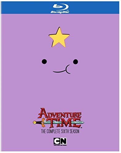 Adventure Time Season 6 Blu Ray